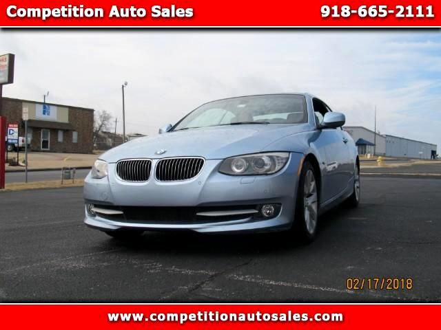 2012 BMW 3-Series 328i Convertible