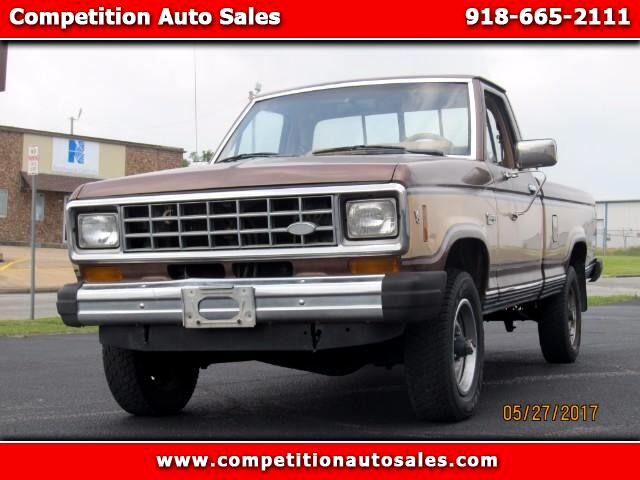 1985 Ford Ranger Regular Cab 4WD