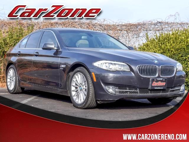 2011 BMW 5-Series 535xi xDrive Premium, Cold Weather, Navigation Pkg