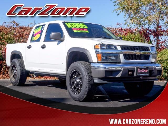 2007 Chevrolet Colorado LT1 Crew Cab 4WD