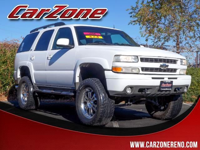 2002 Chevrolet Tahoe Z71 4WD