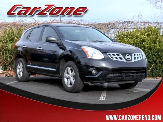 2013 Nissan Rogue S Special Edition Pkg AWD