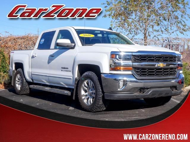 2016 Chevrolet Silverado 1500 LT True North Edition Crew Cab 4WD