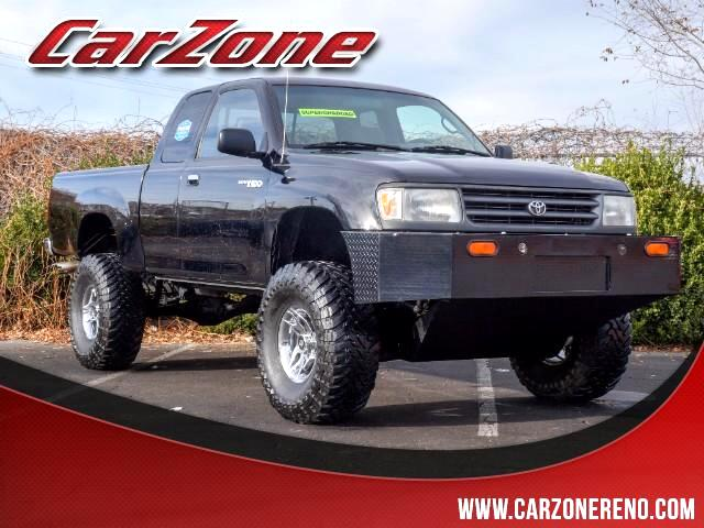 1996 Toyota T100 DX TRD 4WD Extended Cab - SUPERCHARGED!