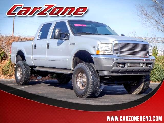 2001 Ford F-250 SD FX4 Crew Cab Long Bed 4WD