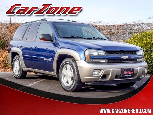 2002 Chevrolet TrailBlazer LT 2WD