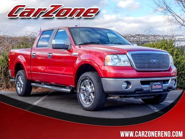 2007 Ford F-150 Lariat SuperCrew Short Bed 4WD