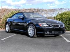 2004 BMW 6-Series
