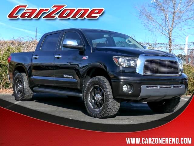 2007 Toyota Tundra Limited CrewMax 4WD TRD Supercharged