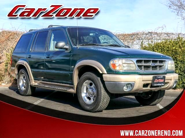 1999 Ford Explorer Eddie Bauer 4-Door 4WD