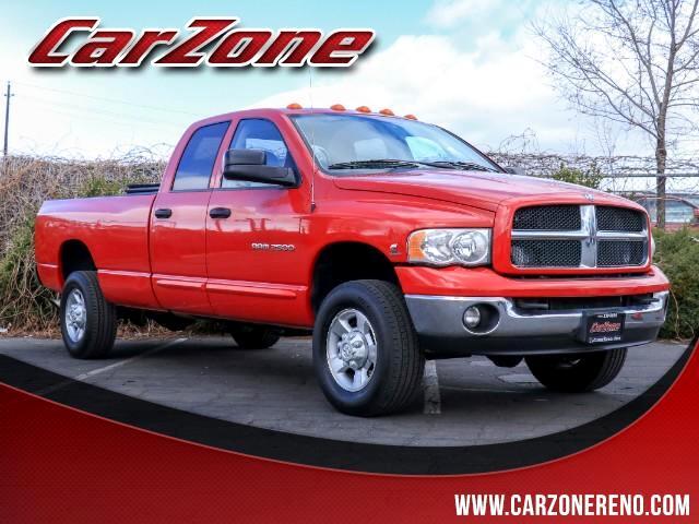 2003 Dodge Ram 2500 Laramie Quad Cab Long Bed 4WD