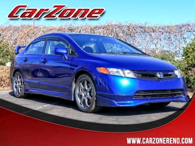 2008 Honda Civic Si Mugen Limited Edition