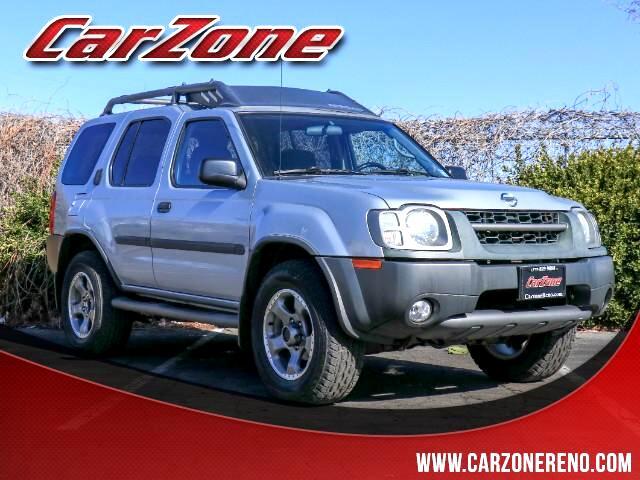 2002 Nissan Xterra SE S/C 4WD