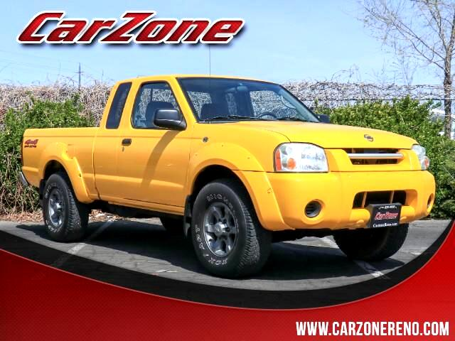 2003 Nissan Frontier XE-V6 King Cab 4WD