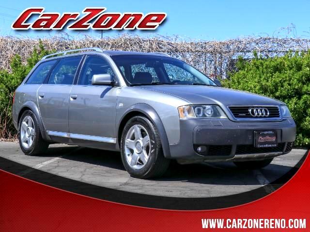 2005 Audi allroad quattro 2.7T