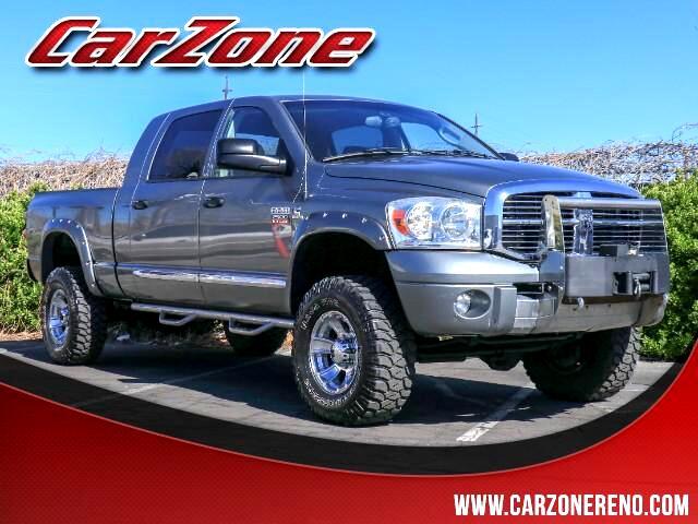 2008 Dodge Ram 2500 4dr Mega Cab 160.5 4WD Laramie