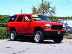 2001 GMC Yukon