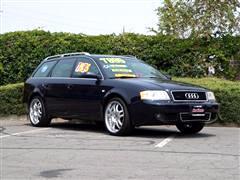 2002 Audi A6 Avant