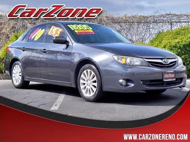 2010 Subaru Impreza 2.5i Premium 4-Door
