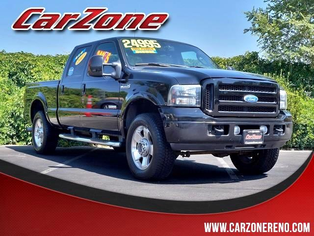 2007 Ford F-250 SD Lariat Outlaw Edition 4WD Crew Cab SB
