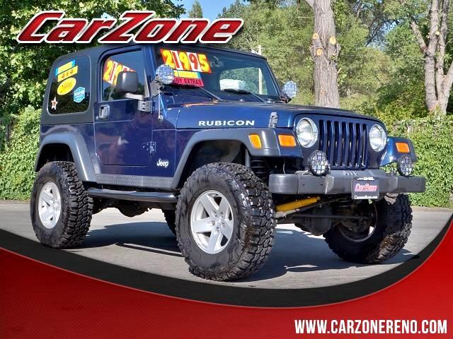2006 Jeep Wrangler Rubicon 4WD