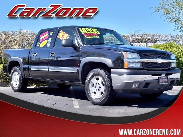 2005 Chevrolet Silverado 1500 LS Crew Cab 4WD