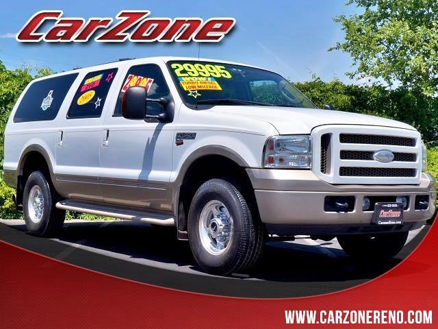 2005 Ford Excursion Eddie Bauer 6.0L 4WD