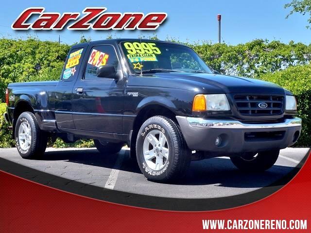 2002 Ford Ranger XLT SuperCab 4.0 4WD