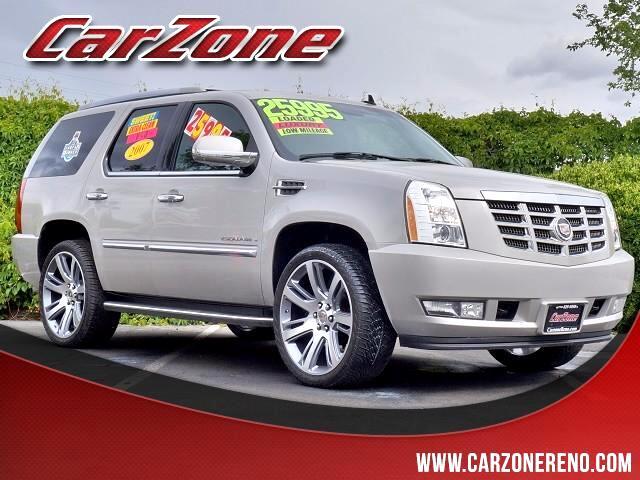 2007 Cadillac Escalade AWD Platinum
