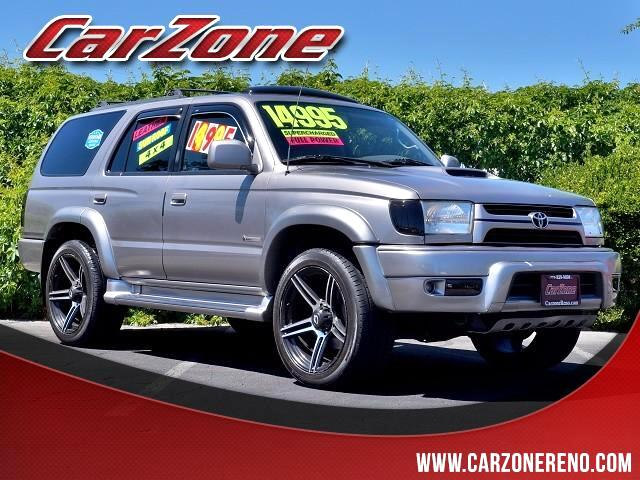 2002 Toyota 4Runner TRD Supercharged SR5 4WD