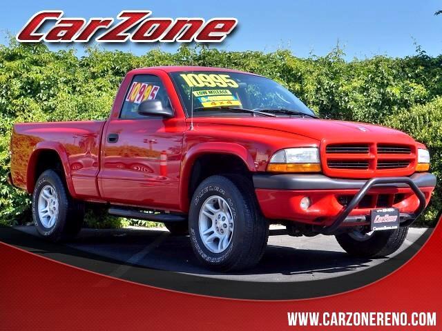2002 Dodge Dakota Sport Plus 4WD