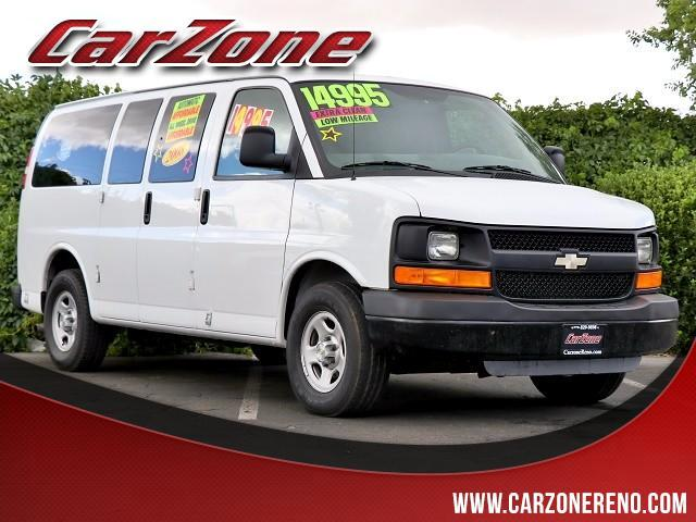2008 Chevrolet Express LS 1500 AWD