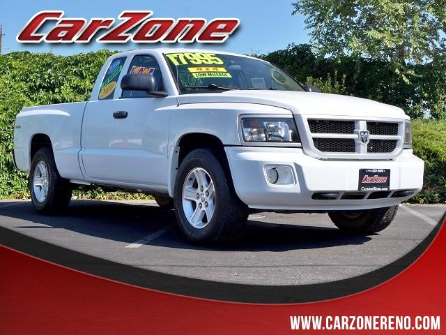 2010 Dodge Dakota Big Horn Extended Cab 4WD