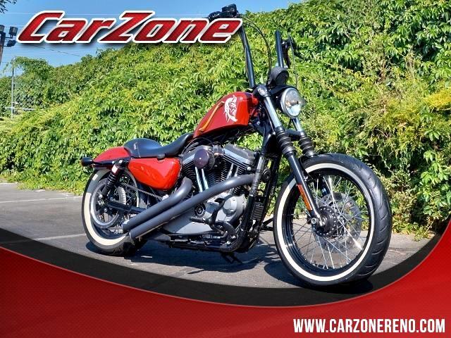 2009 Harley-Davidson XL1200N Nightster