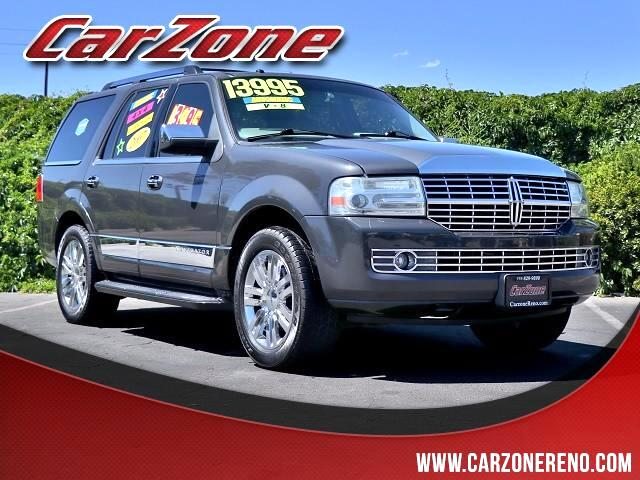 2007 Lincoln Navigator 4WD Ultimate