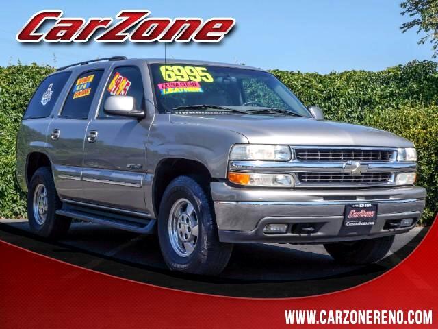 2000 Chevrolet Tahoe LT 4WD