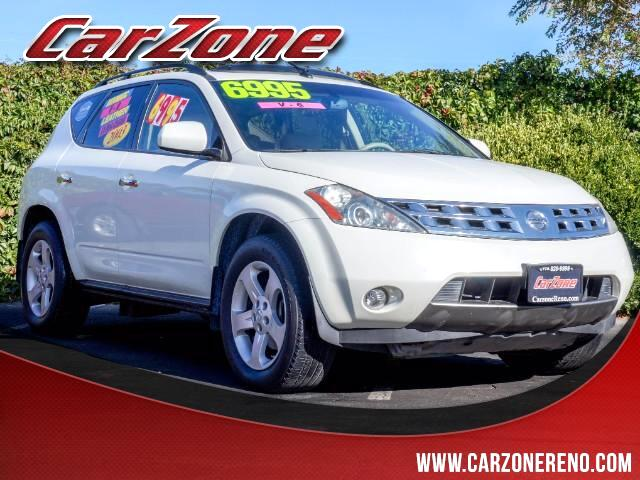 2003 Nissan Murano SL 2WD