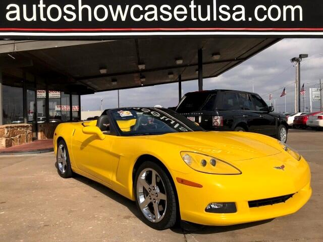 2008 Chevrolet Corvette 2LT Convertible