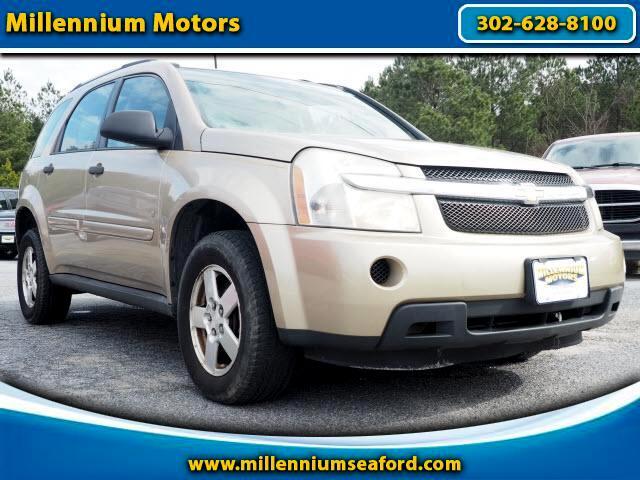 2008 Chevrolet Equinox LS 2WD
