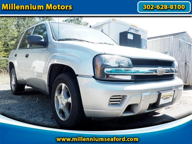 2007 Chevrolet TrailBlazer LT1 4WD