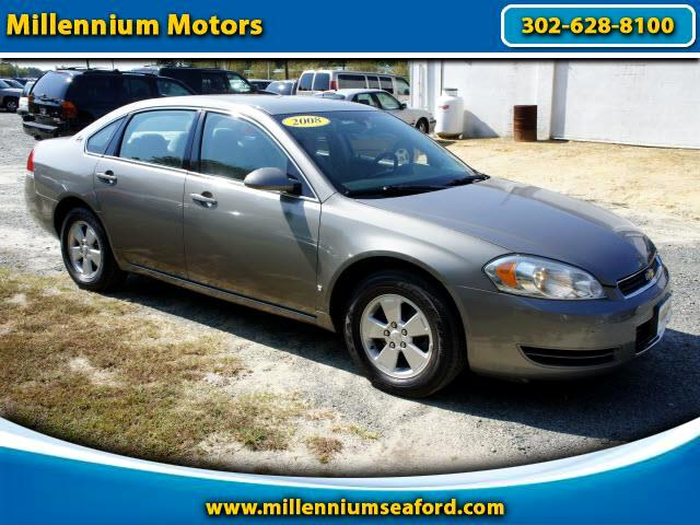 Used 2008 Chevrolet Impala For Sale In Seaford De 19973