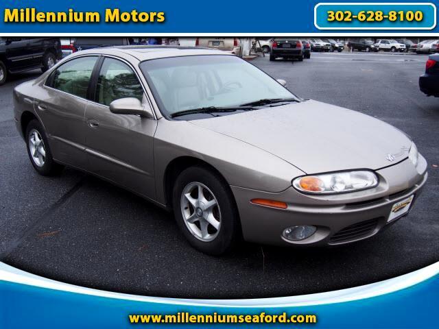 Used 2001 oldsmobile aurora for sale in seaford de 19973 for Millennium motors seaford de