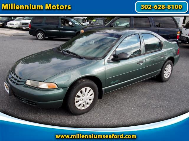 Used 1997 plymouth breeze for sale in seaford de 19973 for Millennium motors seaford de