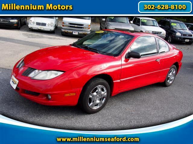 Used 2005 Pontiac Sunfire For Sale In Seaford De 19973