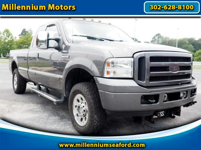 2007 Ford F-250 SD XL SuperCab 4WD