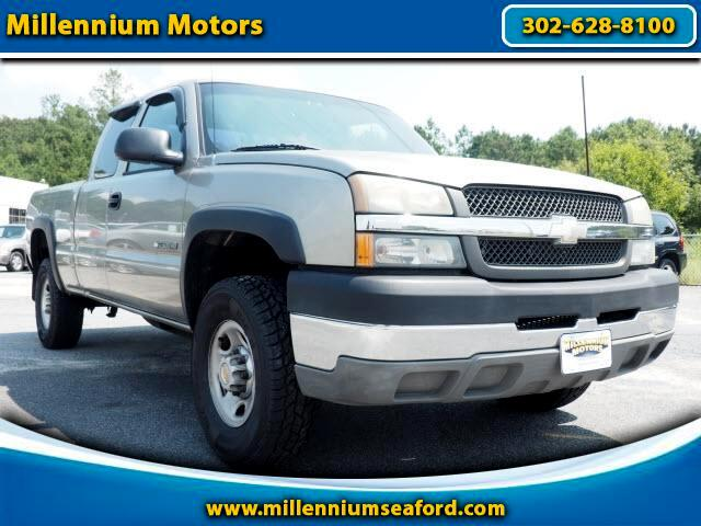 2003 Chevrolet Silverado 2500HD LT Ext. Cab Long Bed 2WD