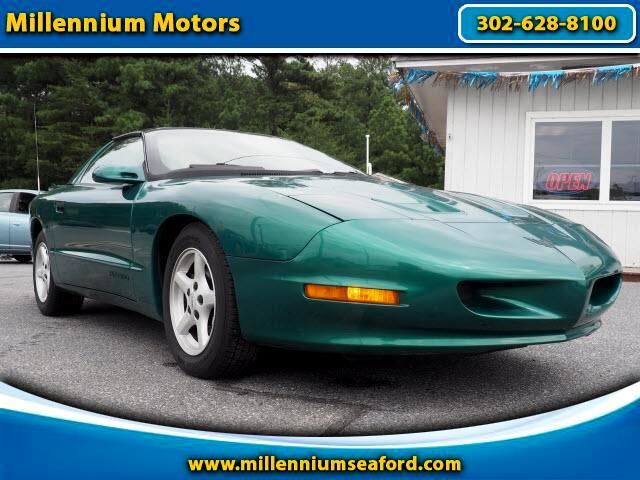 1997 Pontiac Firebird Coupe