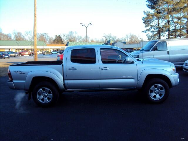 2007 Toyota Tacoma 2WD Double Cab V6 AT TRD Sport (Natl)