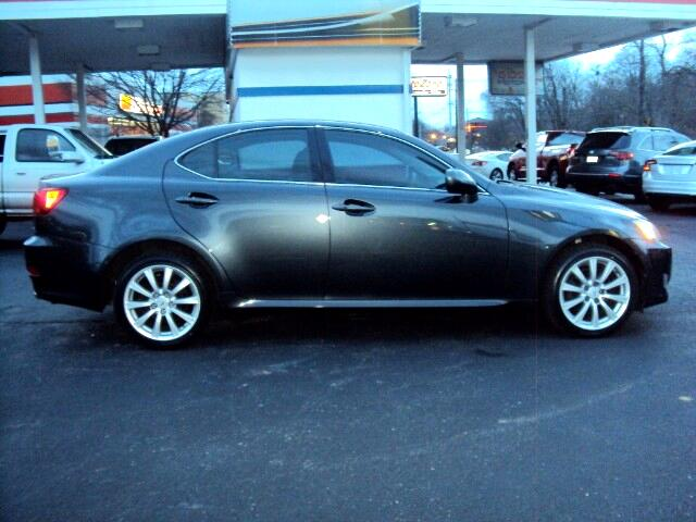 2006 Lexus IS 250 4dr Sport Sdn AWD