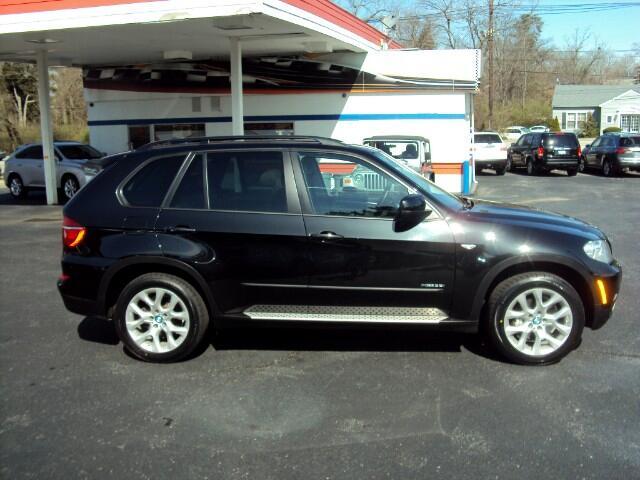2012 BMW X5 AWD 4dr xDrive35i Premium